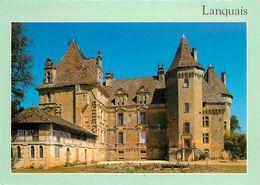 CHATEAU DE LANQUAIS - France