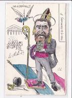 Illustrateur Politique : LA FLECHE - Sus A L'apotre!!! (tirée à 40 Exemplaires) - Très Bon état - Satiriques