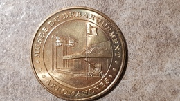 Arromanche Musée Du Débarquement   2004 - Monnaie De Paris