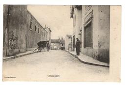 55 MEUSE - COMMERCY Une Rue (voir Descriptif) - Commercy