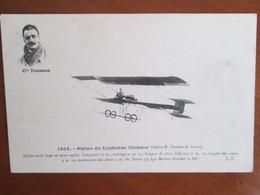 Biplan Du Capitaine Dickson - Avions