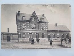 Beauraing La Gare(Station)1910 - Beauraing