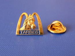 Pin's MacDo - McDonald's - Restaurant Tarbes - Cheval équitation (VB48) - McDonald's