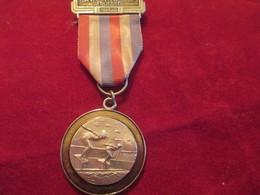 Médaille Pendante/Natation/Torneo Interclubes/2e Puesto/Country Club Bogota/COLOMBIE/1963                      SPO253 - Swimming
