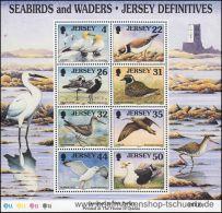Jersey 1998, Mi. Bl. 19 ** - Jersey