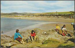 Par Sands, Cornwall, 1966 - Postcard - England