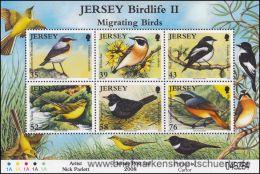 Jersey 2008, Mi. Bl. 72 ** - Jersey