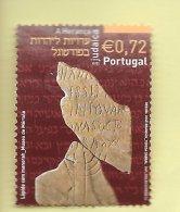 TIMBRES - STAMPS - PORTUGAL - 2004 - PATRIMOINE JUIF AU PORTUGAL - TIMBRE OBLITÉRÉ - Sonstige - Europa