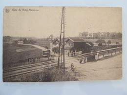 Gare De Nimy-Maisières (station,halte) - Mons