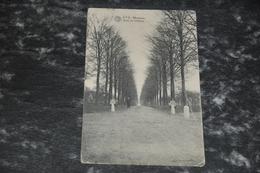 570   Modave Allée Du Château   1924  Animée  Geanimeerd - Modave