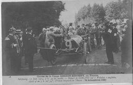 COURSE DE LA COUPE GORDON BENNETT AU TAUNUS - Motorsport
