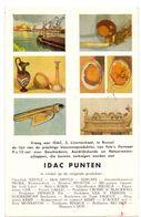 Buvard Vloeipapier - Idac Punten - Brussel - Buvards, Protège-cahiers Illustrés