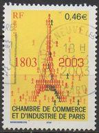 FRANCE  2003     N°3545___OBL VOIR SCAN - Usados