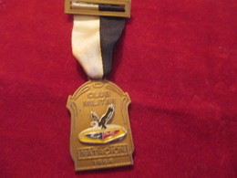 Médaille Pendante/Natacion/ Club Militar/ Bogota/COLOMBIE/1964                      SPO255 - Natation