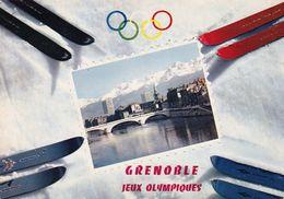 GRENOBLE    JO D'hiver 1968 - Grenoble