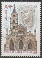 FRANCE  2003     N°3586___OBL VOIR SCAN - Usados