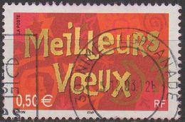 FRANCE  2003     N°3623___OBL VOIR SCAN - Usados