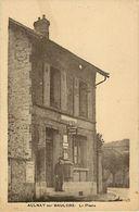 78: Aulnay Sur Mauldre La Poste - Frankreich