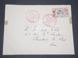 FRANCE - Enveloppe FDC  Du Cinquantenaire Du Tour De France Cycliste En 1953 - L 13281 - FDC