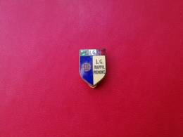 Pin F.I.G.C. - Vintage - L. G. Rappr. Piemontese - Pagani S.P.A. -P3 - Pin's