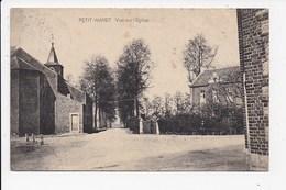 CPA BELGIQUE PETIT - WARET Vue Sur L'église - Andenne