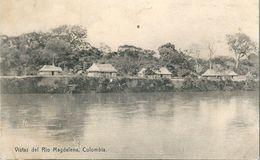 COLOMBIE     VISTAS  DEL RIO MAGDALENA  COLOMBIA - Colombia
