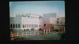 (Free Shipping*) USED/ UNUSED POSTCARD See Back - Oman
