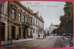CROATIA - HRVATSKA, OSIJEK - KAPUCINSKA ULICA - Kroatien