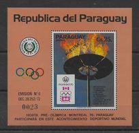 Hoja Bloque De Paraguay Nº Yvert HB-221 MUESTRA (**). - Paraguay