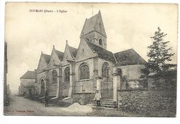 FOURGES - L'Eglise - Fourges