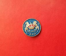 Pin P.M.P. Casa Savoia - Smaltata - P455 - Pin's