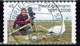 Bund 2017, Michel# 3319 O Heinz Selmann, Selbstklebend, Self-adhesive - BRD