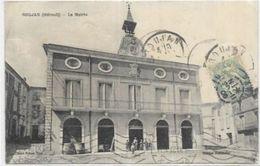 D 34.  ROUJAN.  LA MAIRIE - Other Municipalities