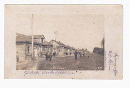 Borisov Jüdische Verkaufsläden Judaica Ca 1915 OLD PHOTOPOSTCARD 2 Scans - Belarus