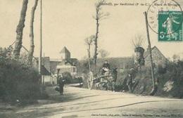 Dannes, Par Neufchatel - Route De Boulogne - France
