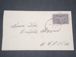 GUATEMALA - Entier Postal Voyagé En 1897 - L 13297 - Guatemala
