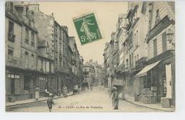 CAEN - La Rue Du Vaugueux - Caen