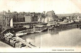 INNER HARBOUR FOLKESTONE - Folkestone