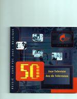 """BU BELGIQUE 2003 """"50 Ans De Télevision"""" - Collections"""