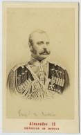 CDV 1860-70 Neurdein à Paris . Le Tsar Alexandre II . Empereur De Russie . - Photographs