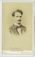 CDV Circa 1870 Ch. Reutlinger à Paris . Le Journaliste , Auteur De Théâtre Et Homme Politique Henri Rochefort . - Antiche (ante 1900)