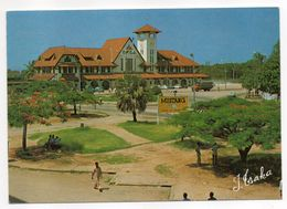 Congo --  POINTE NOIRE ---La Gare   (pub MUSTANG) - Pointe-Noire