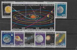 2 Series De Venezuela Nº Yvert 861/66 Y 867/75 (**). - Venezuela