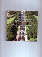 """BU BELGIQUE 2007 """"LES ASCENSEURS A BATEAUX DU CANAL DU CENTRE"""" - Belgique"""