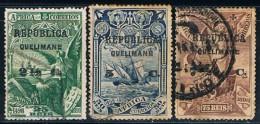 Quelimane, 1913, # 4/6, Used - Quelimane