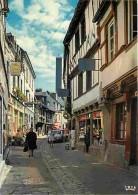 56 - Pontivy - Rue Du Fil - Automobiles - Commerces - Carte Neuve - Voir Scans Recto-Verso - Pontivy