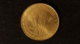 Planète Sauvage Loire Atlantique 2002 - Monnaie De Paris