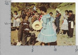 CARTOLINA VG CILE - Remate Digno Fin De La CUECA - 10 X 15 - ANN. 1964 AFFRANCATURA MECCANICA ROSSA - Cile