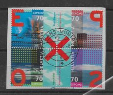 Serie De Suiza Nº Yvert 1710/13 (o). - Switzerland