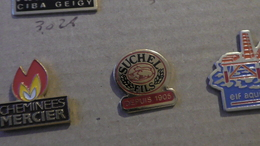 SUCHEL FILS BOUCHERIE ? - Pin's